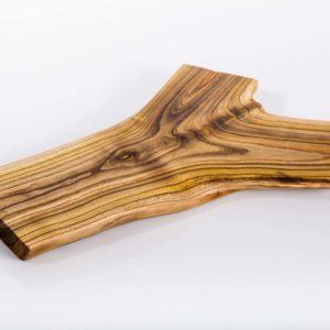 Deska do serwowania serów z drewna czereśniowego Square Upcycling