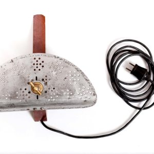 Upcycling-Wandlampe aus recycelter Waschmaschine Square Upcycling